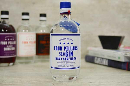 Four Pillars Navy Strength Gin Alcohol > Spirits