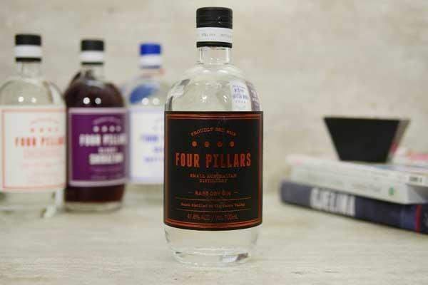 Four Pillars Rare Dry Gin Alcohol > Spirits