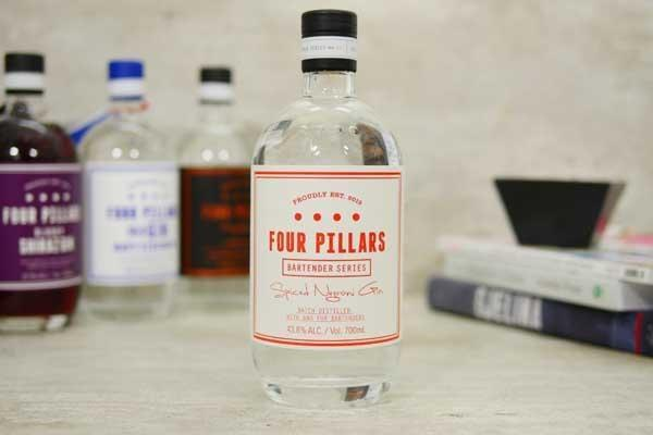 Four Pillars Spiced Negroni Gin Alcohol > Spirits