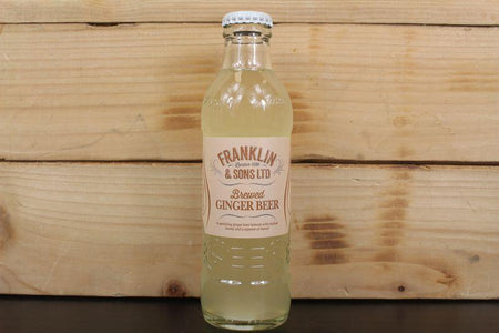 Franklin & Sons Ginger Beer 200ml Drinks > Soft Drinks & Mixers