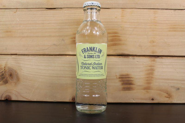 Franklin & Sons Indian Tonic 200ml Drinks > Soft Drinks & Mixers