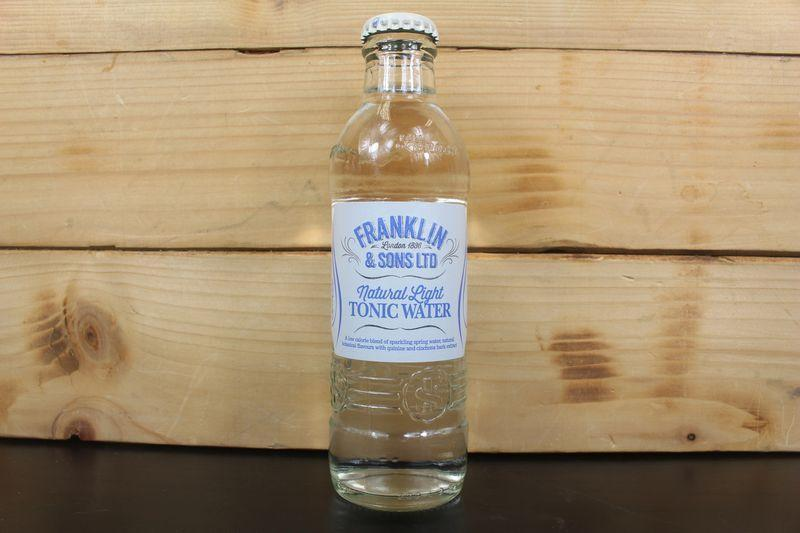 Franklin & Sons Light Tonic 200ml Drinks > Soft Drinks & Mixers