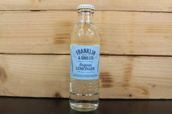 Franklin & Sons Original Lemonade 200ml Drinks > Soft Drinks & Mixers