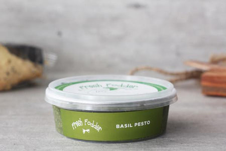 Fresh Fodder Homemade Basil Pesto 200g* Deli > Fresh Sauces, Condiments & Dressings