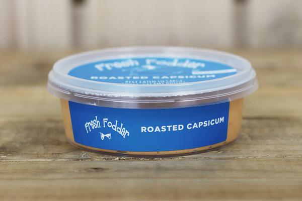 Fresh Fodder Roasted Capsicum & Caramelised Onion 200g* Deli > Fresh Dips & Salsas