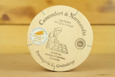 Camembert Cheese 80g