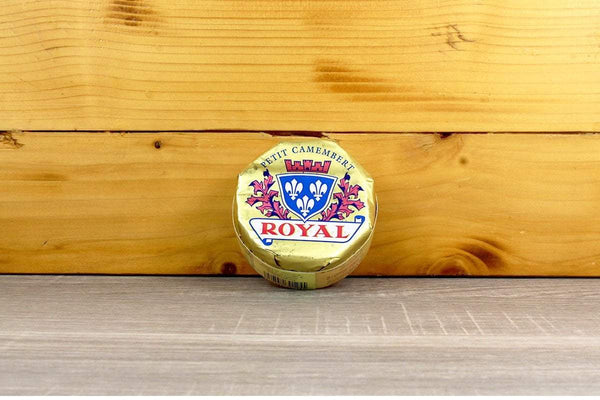 Fromagerie Ermitage Petit Camembert Royal 125g Dairy & Eggs > Cheese