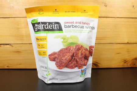 Gardein Gardein Sweet Tangy & BBQ Chicken Wings Freezer > Meat Alternatives