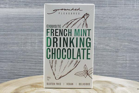 Grounded Pleasures Cinnamon Spiced Chocolate 200g