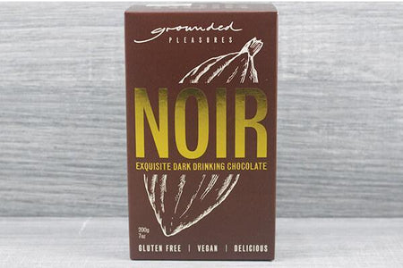 Gershgoods GP Noir Drinking Chocolate 200g Pantry > Drink Mixers & More