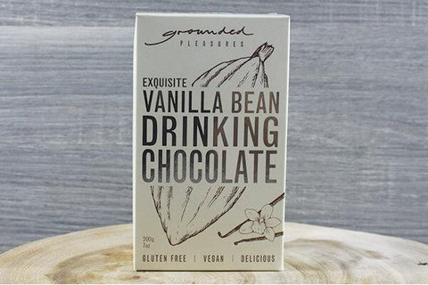 Grounded Pleasures Real White Drinking Chocolate 200g