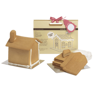 Gingerbread Folk GF Gingerbread Kit House Pantry > Biscuits, Crackers & Crispbreads