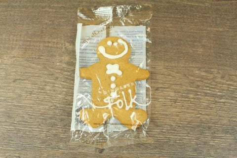 GB Gingerbread mini smiles gluten free 75g