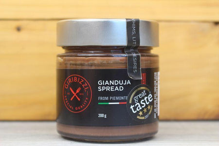 Giribizzi Gianduja Spread 200g Pantry > Nut Butters, Honey & Jam