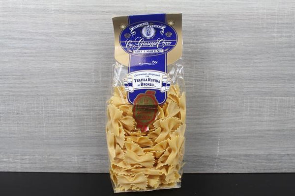 Giuseppe Cocco Farfalle all'uovo (# 21) 250gm Pantry > Pasta, Sauces & Noodles