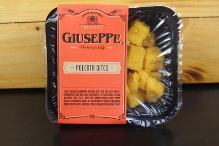 Giuseppe Polenta Bites 200g Deli > Ready-Made Meals