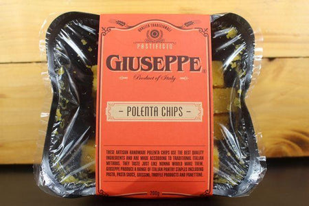 Giuseppe Polenta Chips 200g Deli > Ready-Made Meals