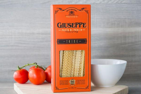 Giuseppe Trine 500g Pantry > Pasta, Sauces & Noodles