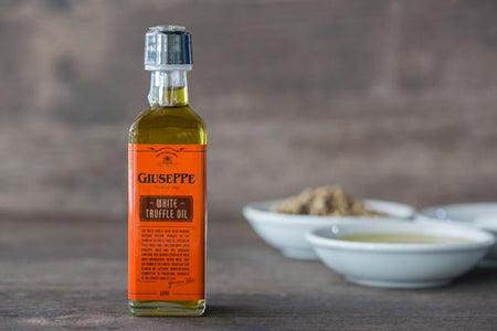Giuseppe White Truffle Oil 60ml Pantry > Dressings, Oils & Vinegars