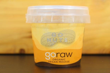 Go Raw Go Nuts Organic Vegan Mousse To Go > Desserts