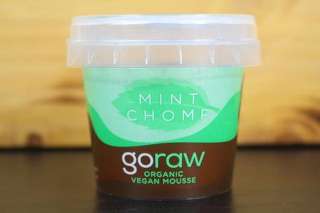 Go Raw Mint Chomp Organic Vegan Mousse To Go > Desserts
