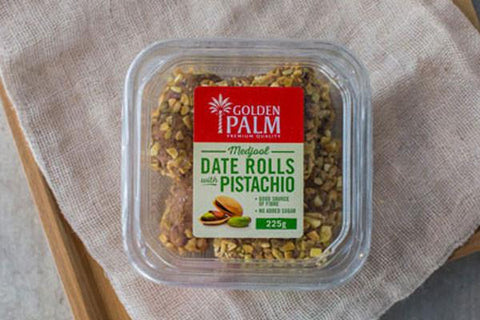 Date Rolls with Coconut 225g