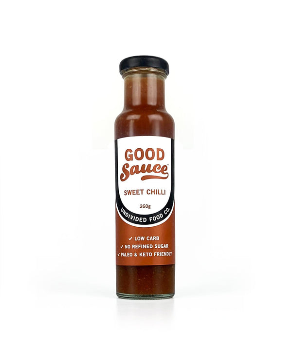 Good Sauce Good Sauce Organic Sweet Chilli Pantry > Fresh Sauces, Condiments & Dressings