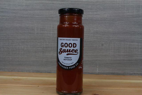 Good Sauce Organic Sweet Chilli