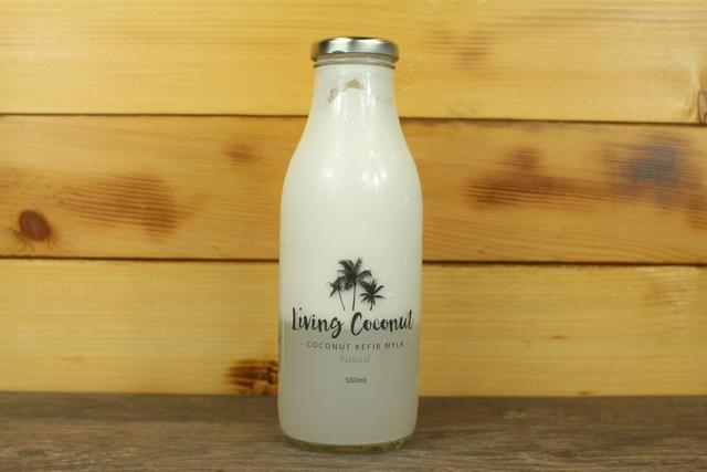 Greem St Kitchen Coconut Kefir 500ml Drinks > Dairy Alternatives