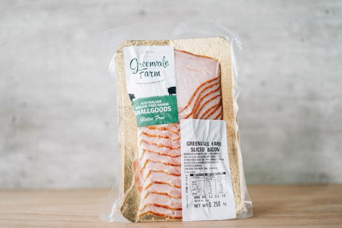 Streaky Bacon Dry Cured & Smoked 200g