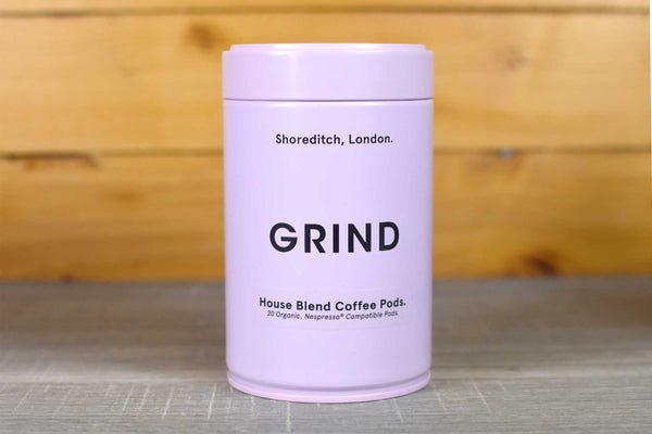 Grind Grind House Blend Pod (20 pods) Drinks > Coffee & Tea