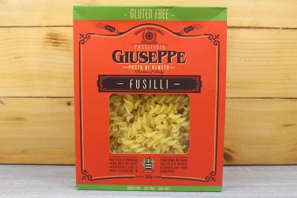 Guiseppe Gluten Free Fusilli 500g Pantry > Pasta, Sauces & Noodles