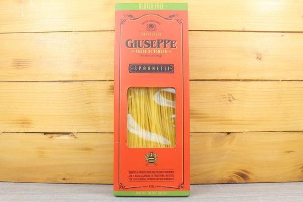 Guiseppe Guiseppe Gluent Free Spaghetti 400g Pantry > Pasta, Sauces & Noodles