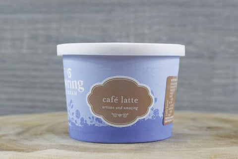 Café Latte Ice Cream 500ml