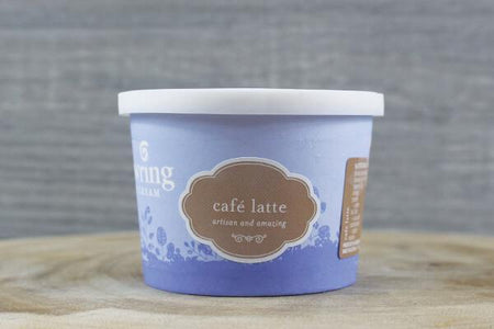 Gundowring Finest Ice Cream Gundowring Café Latte 100ml Freezer > Ice Cream