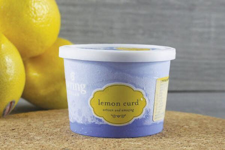 Gundowring Finest Ice Cream Gundowring Lemon Curd 100ML Freezer > Ice Cream