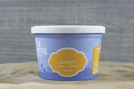 Gundowring Finest Ice Cream Gundowring Mango 100ml Freezer > Ice Cream