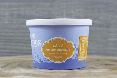 Gundowring Finest Ice Cream Gundowring Salted Butter Caramel 100ML Freezer > Ice Cream