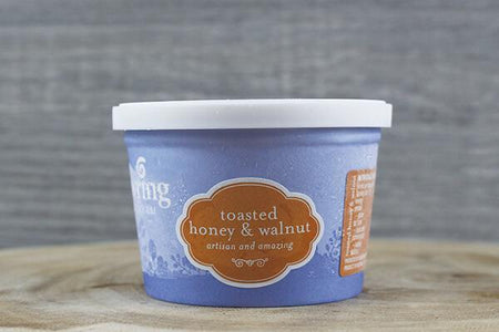 Gundowring Finest Ice Cream Gundowring Toasted Honey & Walnut 100ml Freezer > Ice Cream