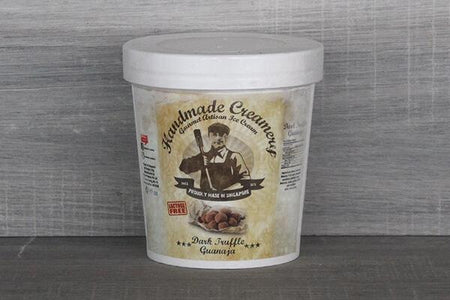 Handmade Creamery Double Chocolate Truffle Gelato 16oz Freezer > Ice Cream