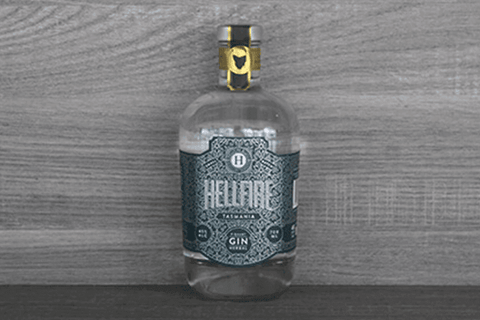 Hellfire Bluff Limoncello 25% 700ml