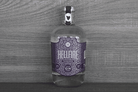 Hellfire Bluff Hellfire Bluff Summer Gin 40% 700ml Alcohol > Spirits