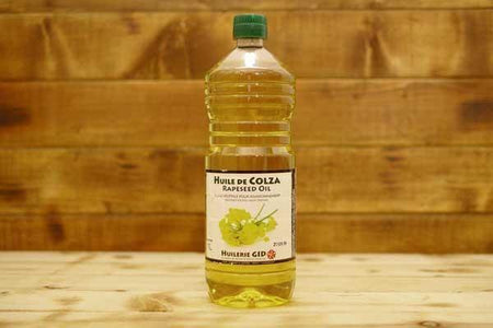 Huilerie GID Rapeseed Oil 1L Pantry > Dressings, Oils & Vinegars