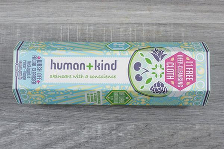 Human & Kind Wash+Off Facial Cleanser 100ml Personal Goods > Beauty