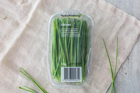 Hydro Produce Chives Punnet 15g* Produce > Vegetables