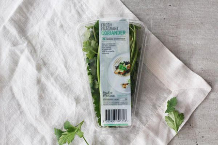 Hydro Produce Coriander Sleeve 15g* Produce > Vegetables