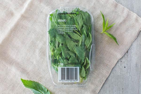 Hydro Produce Mint Punnet 15g* Produce > Vegetables