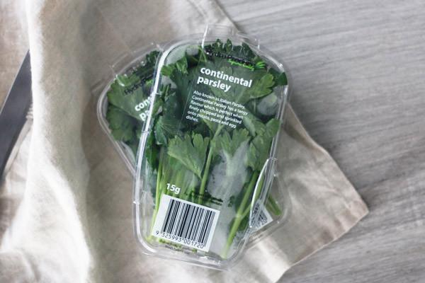 Hydro Produce Parsley Punnet 15g* Produce > Vegetables