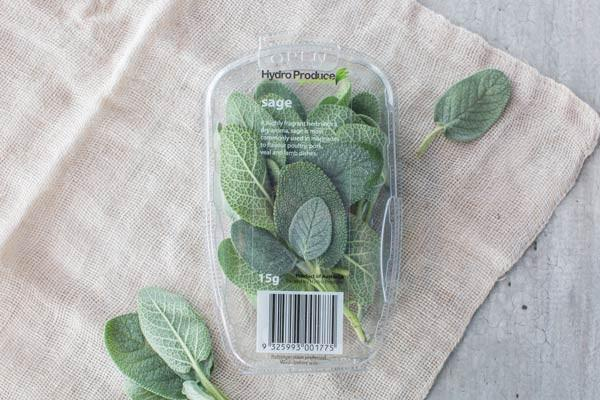 Hydro Produce Sage Punnet 15g* Produce > Vegetables