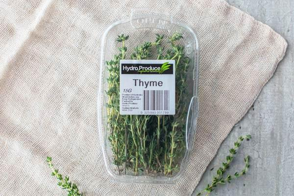Hydro Produce Thyme Punnet 15g* Produce > Vegetables